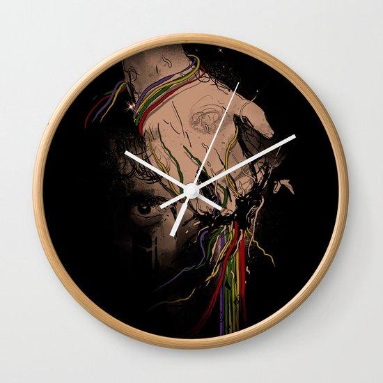 The Terror Wall Clock
