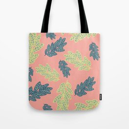 Spring Patio Collection - Moving Leaves Tote Bag