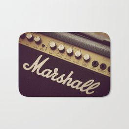 Marshall Amp Bath Mat