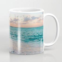 Tropical Sunset Beach, Sunset Photo Coffee Mug