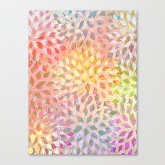 Summer Pattern #2 Canvas Print