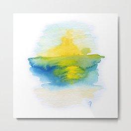 Atom Sea #20 Metal Print