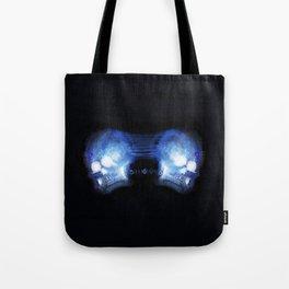 Quantum entanglement brain information connection Tote Bag