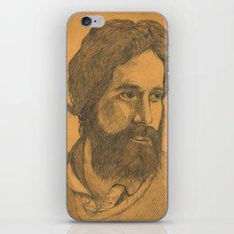 Samuel Beam iPhone Skin