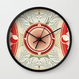 Gypsy moon Wall Clock
