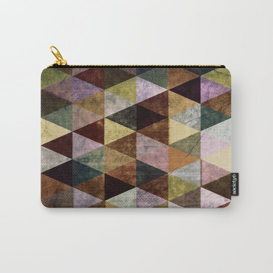 Abstract #391 Carry-All Pouch