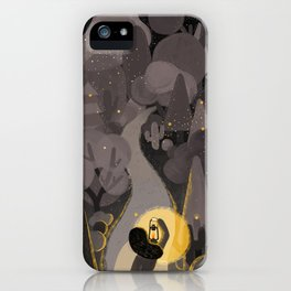 The Light Will Guides You Home iPhone Case