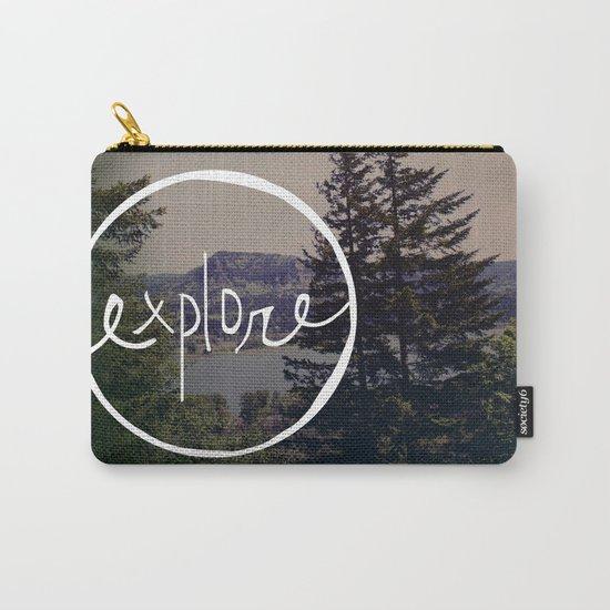 Explore Oregon Carry-All Pouch
