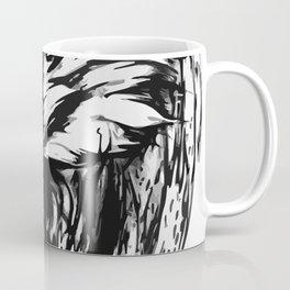 Minimal Tiger Coffee Mug