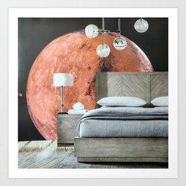 Your Modern Celestial Home II Art Print