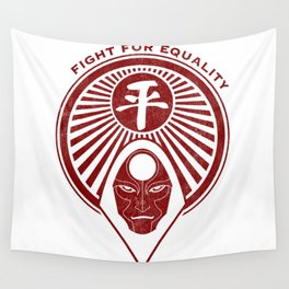Legend of Korra- Amon - Fight for Equality Wall Tapestry
