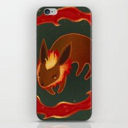 Flareon iPhone Skin