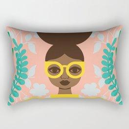 Gemini Interior Rectangular Pillow