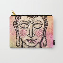 The Mindful Buddha Carry-All Pouch