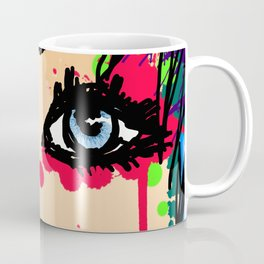 FacePaint Coffee Mug