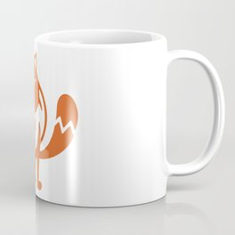 Fur Fox Sake Coffee Mug