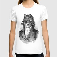 steampunk T-shirts featuring Steampunk by DIVIDUS