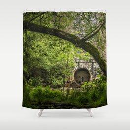 Pen Y Garreg Dam Shower Curtain