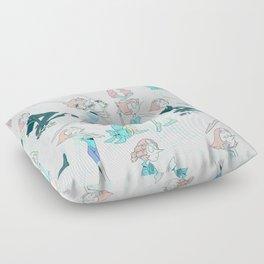 Pearl Pattern Floor Pillow