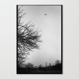 Leave Without Saying Goodbye (I Wouldn't Blame You) Canvas Print