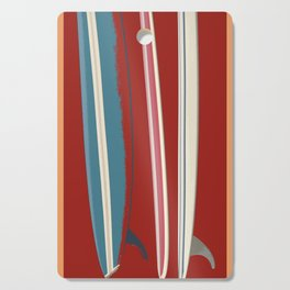 Rip Tide Surfboards Cutting Board
