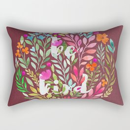 Be kind V2 - Just be Collection Rectangular Pillow