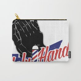 Holy Hands Carry-All Pouch