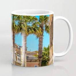 Colorful Sanary-sur-Mer Coffee Mug