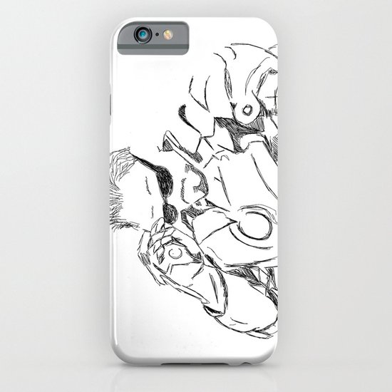 Iron Man (Tony Stark) iPhone & iPod Case