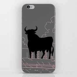 El Toro iPhone Skin