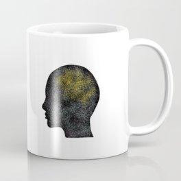 Clever brain Coffee Mug