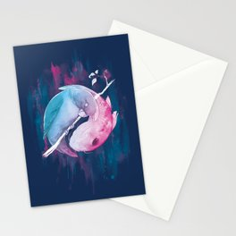 Love and Koi Stationery Cards