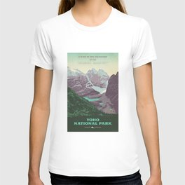 Yoho National Park Poster T-shirt
