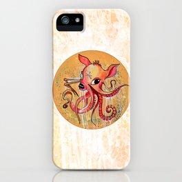 Octo-B iPhone Case