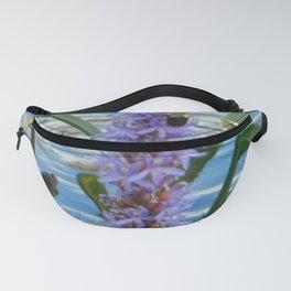 Aquatic Blue Waters Fanny Pack