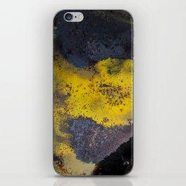 Abstract  metallic iPhone Skin