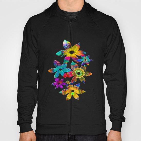 Flowery Meadow Hoody