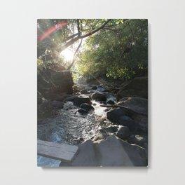 River's lullaby Metal Print