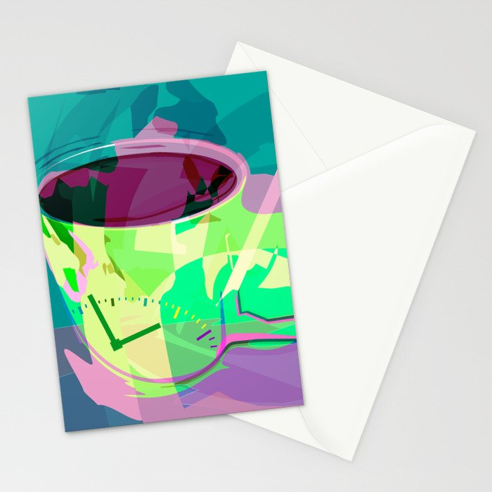 Time for Me Stationery Cards