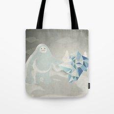 Un yeti Tote Bag