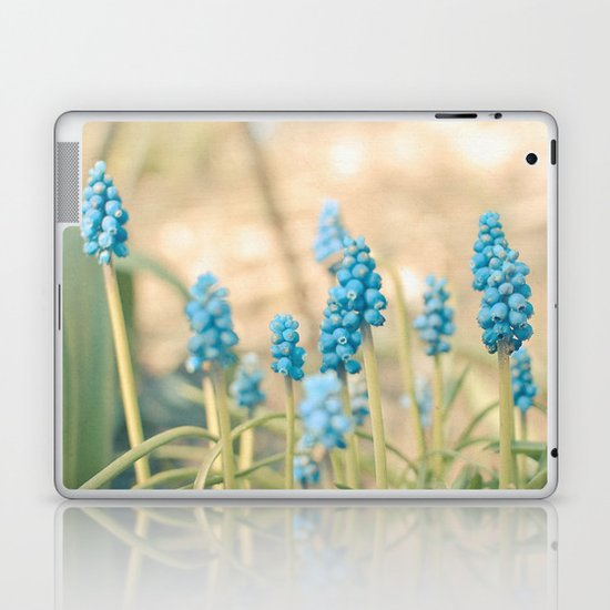 Forest of Blue Laptop & iPad Skin