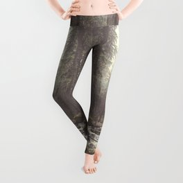 The paths we wander II Leggings