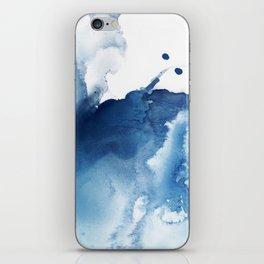 Deep Blue Sea iPhone Skin