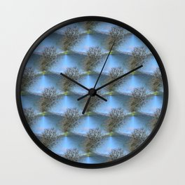 That old country song in my head... Wall Clock