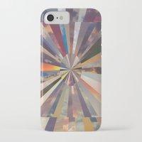 vertigo iPhone & iPod Cases featuring Vertigo by Whitney Bolin