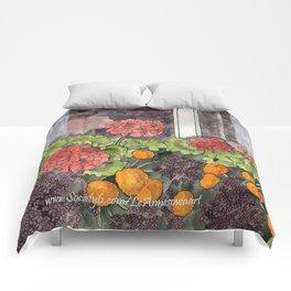 The Window Box Comforters
