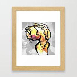 Enjoy Mother Earth's Creation and Play Outside Framed Art Print