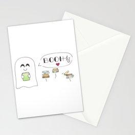 BOO(H)ks Stationery Cards