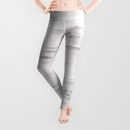 White Birch Wood Leggings