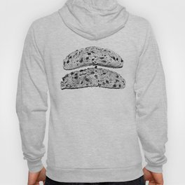 2 pieces of toast Hoody